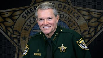 Meet Sheriff Morgan