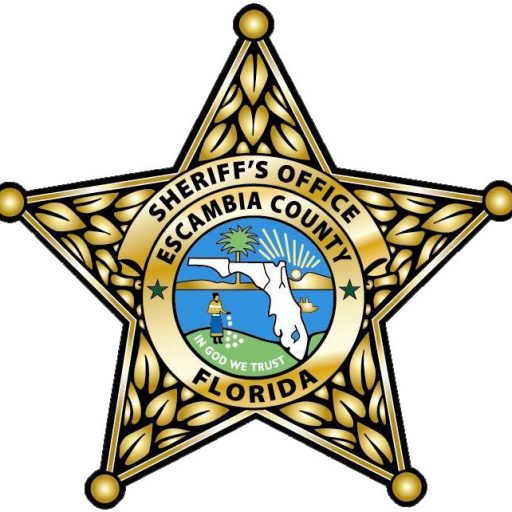 Escambia County Sheriff's Office Star